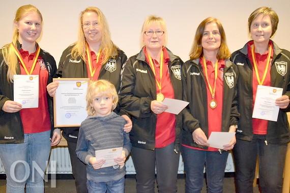 Sportlerehrung der Gemeinde Südbrookmerland